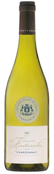 grand vin blanc corbieres chardonnay fontareche