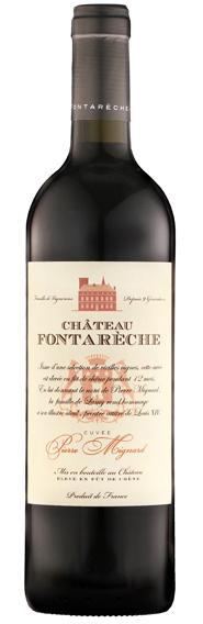 grand vin rouge corbieres cuvee pierre mignard fontareche